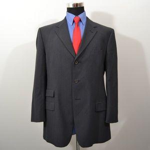Tommy Hilfinger 42R Sport Coat Blazer Suit Jacket